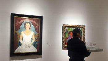 Du Fridos Kahlo darbai parduoti už 9 mln. USD