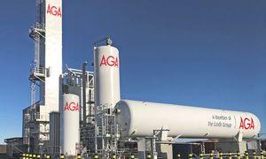 Gautas leidimas statyti oro skaidymo dujų gamyklą