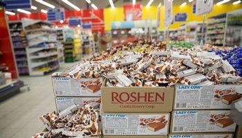 """""""Roshen"""" nestabdys Klaipėdoje fabriko,kurs parduotuvėlių tinklą"""