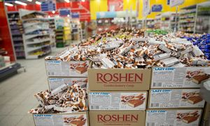 """""""Roshen"""" nestatys Klaipėdoje fabriko, betkurs parduotuvėlių tinklą"""