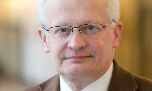 Diplomatas D. Čekuolis paskirtas užsienio reikalų viceministru