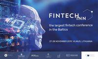 "Kuo nustebins ""Fintech Inn 2019""?"