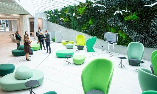 Žalieji pastatai – neišvengiamybė, iš kurios galima išpešti naudos