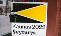 """""""Kaunas – Europos kultūros sostinė 2022"""" išsirinko pagrindinį rėmėją"""