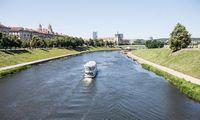 Vidaus vandens kelių priežiūrai – papildomas 1 mln. Eur
