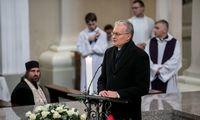 G. Nausėdasukilimo vadų laidotuvėse: bendra praeitis įkvepiasiekti glaudžių santykių