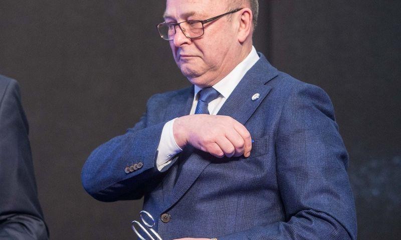 Visvaldas Matijošaitis, Kauno miesto meras. Juditos Grigelytės (VŽ) nuotr.