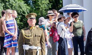 Užsienio turistų skaičius Lietuvoje šiemet išaugo dešimtadaliu
