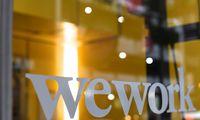 """""""WeWork"""" atleidžia 2.400 darbuotojų"""