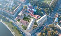 Rengia konsultacijas dėl Šv. Jokūbo ligoninės architektūrinio projekto