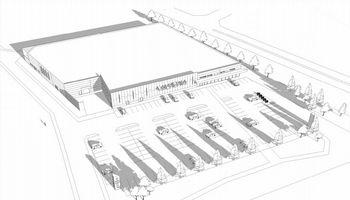 Sostinės Kalnėnuose planuoja statyti parduotuvę