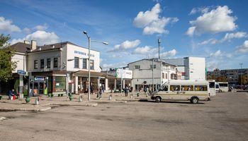 """Naujos Panevėžio autobusų stoties projektą miestui dovanoja""""Baltisches Haus"""""""