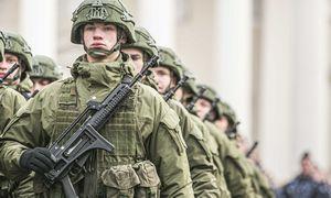 Lietuvoje minima Kariuomenės diena