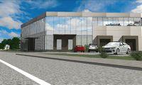 Vilniaus Bajoruose planuoja administracinį ir prekybos pastatą