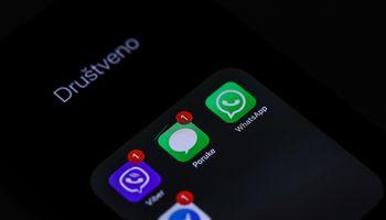"""ES valstybės nesutarė dėl """"Skype"""" ir """"WhatsApp"""" reguliavimo"""