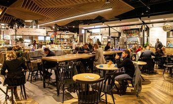 Maisto halių konkurencija Vilniuje auga – išliks stipriausieji