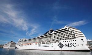 Futbolo čempionatui Katare vietoj viešbučių ruošiami kruiziniai laivai