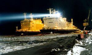 """Rusijos """"Rosatom"""" taiko į pasaulinės laivybos lyderes"""