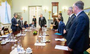 Viešuosius pirkimus prezidentas tobulins pasitaręs su verslu