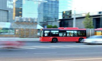 Darnus judumas sostinėje: mažėtų spūstys, visi eismo dalyviai judėtų saugiau ir patogiau