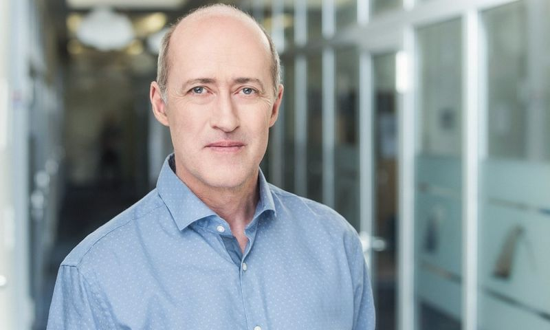 """Aldas Glemža, """"Blue Bridge"""" grupės verslo plėtros ir IT direktorius."""