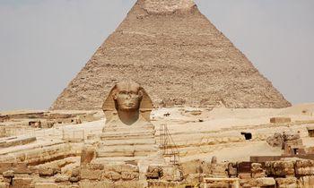 Turistai iš Kairo į Šarm el Šeichą galės nuvažiuoti dukart greičiau