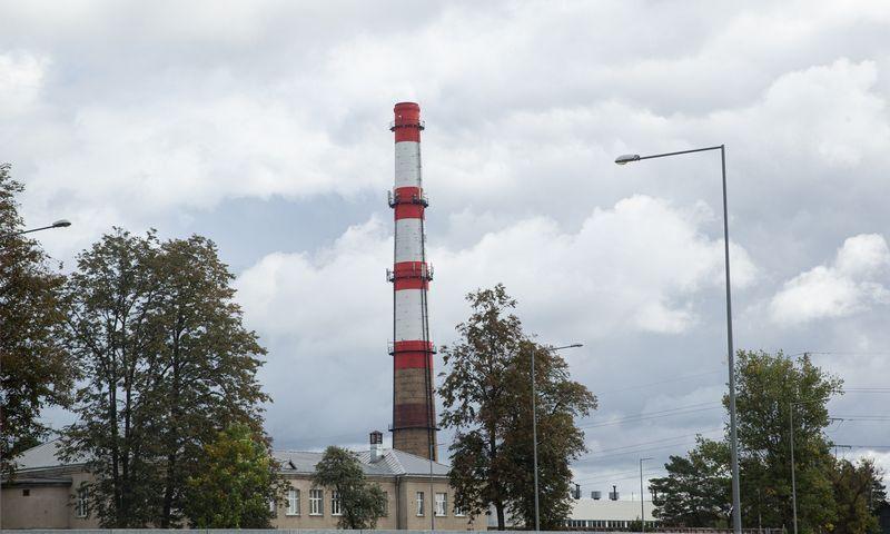 """Popieriaus gamybos fabrikas """"Grigeo Grigiškės"""". Vladimiro Ivanovo (VŽ) nuotr."""