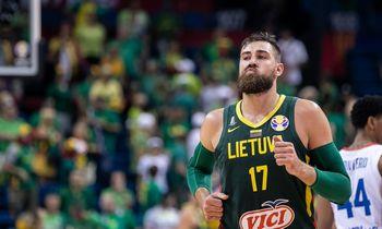 Paaiškėjo Lietuvos krepšininkų varžovai dėl kelialapio į olimpiadą