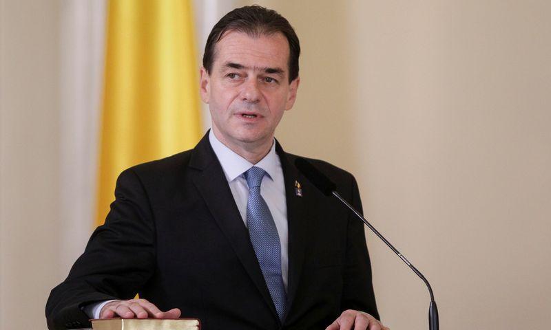 """Naujasis Rumunijos premjeras Ludovicas Orbanas. (""""Reuters"""" / """"Scanpix"""") nuotr."""