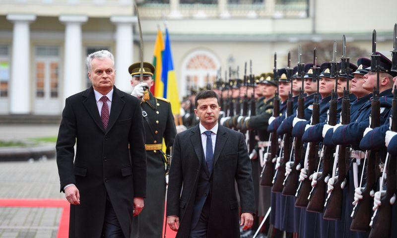 Roberto Dačkaus (LR Prezidento kanceliarija) nuotr.