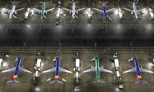 """""""737 MAX"""" pakils tik leidus JAV Federalinei aviacijos administracijai"""