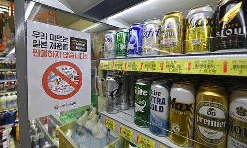 Diplomatinis konfliktas Japonijos alaus eksportą į Pietų Korėją numušė iki nulio