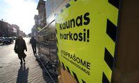 """VDU aukcione už """"Pažangos"""" rūmus Kauno Laisvės alėjoje pasiūlyta 2,08 mln. Eur"""