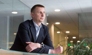 """""""Novaturo"""" akcijų atsigavimas sustojo: suneramino pranešimas"""