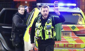 Prie Londono tilto – teroro išpuolis peiliu, pranešama apie sužeistuosius