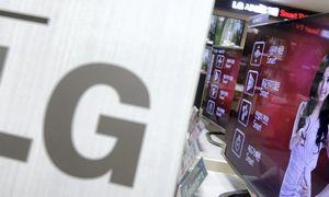 """Po nesėkmingo ketvirčio """"LG Electronics"""" pakeitė bendrovės vadovus"""