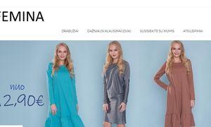 """E. parduotuvėms """"Femina Clothes"""" ir """"Riešutaujam"""" skirtos baudos"""
