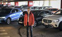 Automobilis verslui – per 24 valandas