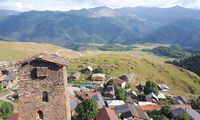 J. Vilpišauskaitė: ilgas kelias, sustojęs laikas Tušetijoje