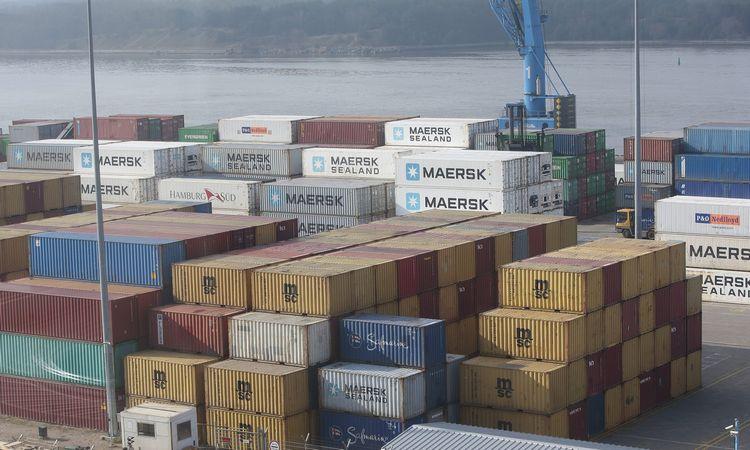 Klaipėdos uostas: augimas išlieka, rekordų nesitikima