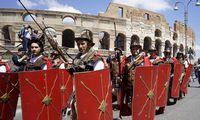 Iliustruotoji istorija: pavojingiausias darbas Romoje – imperatoriaus