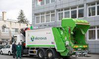 """""""Ekonovus"""" veš mišrias atliekas sotinės centriniuose rajonuose"""