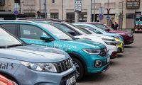 """Lapkritį – 48% siekęs naujų automobilių rinkos augimas ir """"Peugeot"""" sugrįžimas"""