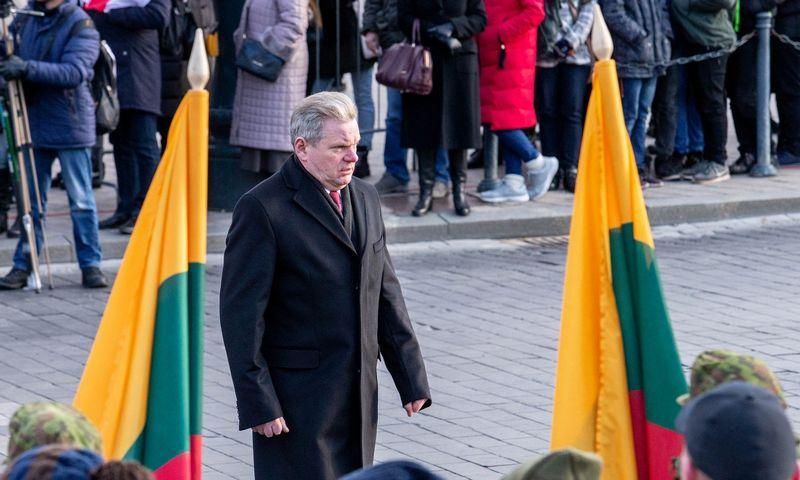 Lenkų rinkimų akcijos atstovas Jaroslavas Narkevičius susisiekimo ministru tapo prieš beveik keturis mėnesius. Juditos Grigelytės (VŽ) nuotr.