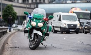 Pradeda veikti elektroninė eismo įvykių deklaravimo sistema