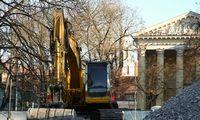 Vėl tęsiamas 2 mln.Eur vertės Reformatų sodo atkūrimo projektas