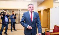 J. Narkevičius nekomentuoja, kodėl Vilniaus ir Trakų rajonų keliams skirta daugiau lėšų