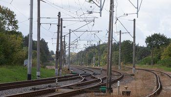 Susisiekimoministras nepritars geležinkelio elektrifikavimo sutarčiai