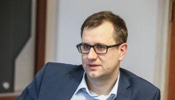 """M. Bartuška: """"Lietuvos geležinkelių"""" pelnas šiemet turėtų viršyti 50 mln. Eur"""