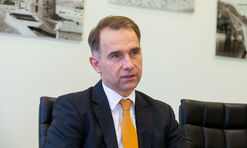 Rokas Masiulis. Juditos Grigelytės (VŽ) nuotr.